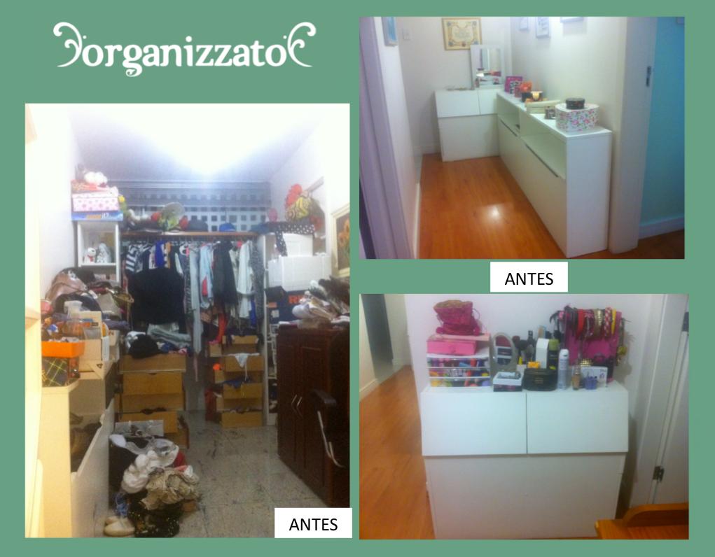 Como Organizar Biquinis Organizzato ~ Como Organizar O Quarto Da Bagunça