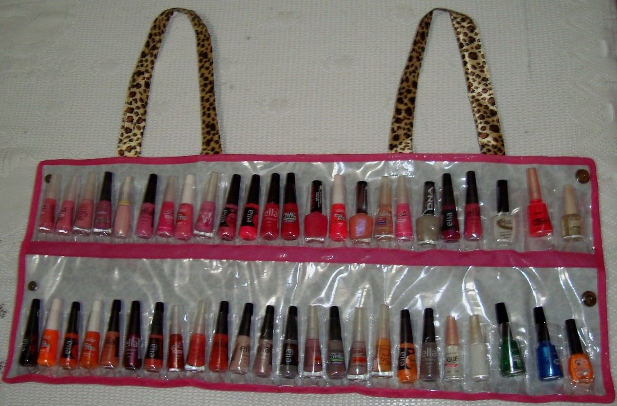 Como organizar esmaltes organizzato for Organizar salon